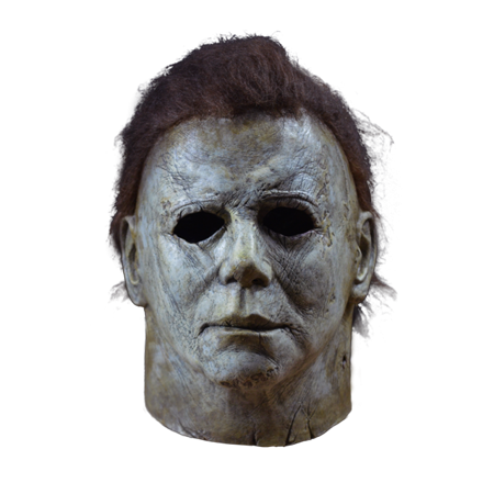 Halloween 2018 Michael Myers - Squidward Mask
