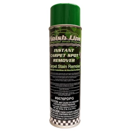 Instant Carpet Spot Remover - Carpet Stain Remover For Cars or Home, Use this product to remove spots from: Ink, Cola, Grease, Tar, Wine, Oil, Shoe Polish, Coffee,.., By Finish