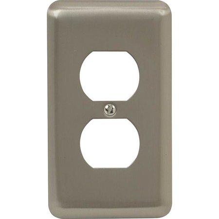American Tack Duplex Socket Plate