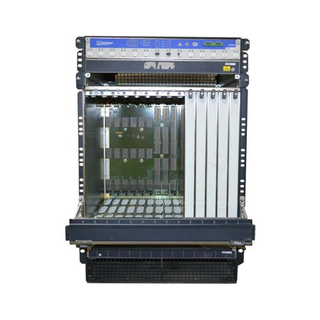 540-014951 COM8T00CRA Juniper Networks MX960 Internet Router Chassis CHAS-BP-MX960-S-A USA Server Cases / Chassis - Used Very Good