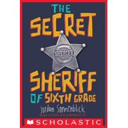 The Secret Sheriff of Sixth Grade - eBook
