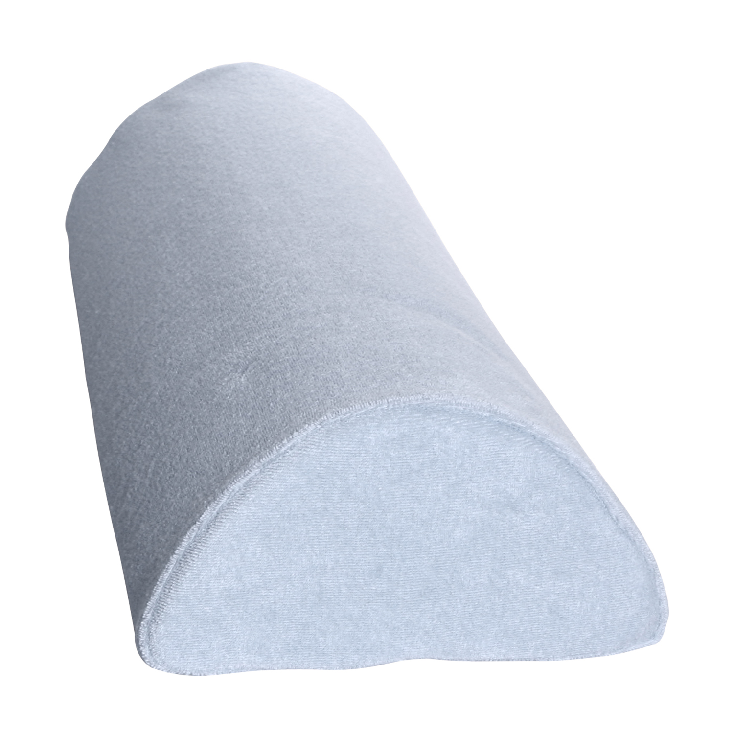 half moon half cylinder neck roll pillow best wedge cervical lumbar support back
