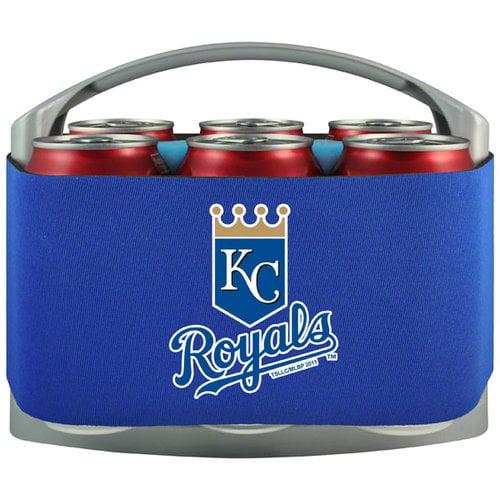 MLB - Kansas City Royals Quick Snap 6-Pack Cooler