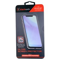 Blackweb Glass Screen Protector - Multiple iPhone Sizes