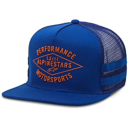 2896fdc35dd Alpinestars Expedition 2016 Mens Hat Blue OS - Walmart.com