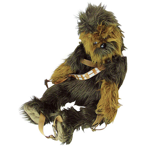 Backpack Buddies Chewbacca