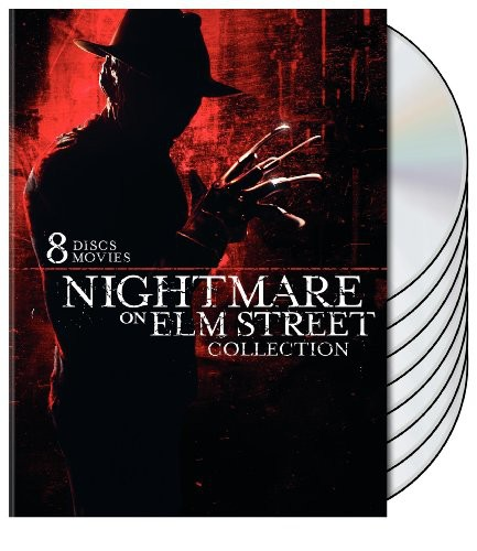 Nightmare On Elm Street Collection (8-Pack) (DVD)