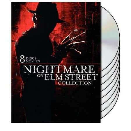 A Nightmare on Elm Street Collection (DVD)