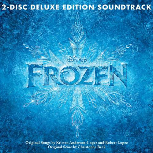 Frozen (Deluxe Edition) (2CD) Soundtrack