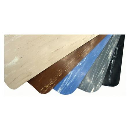 Apache Marble Foot Anti Fatigue Kitchen Mat Gray