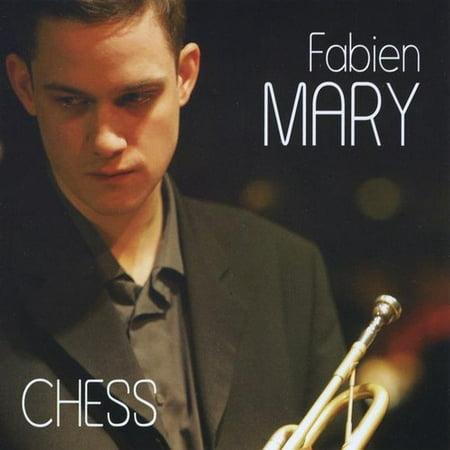 Fabien Mary   Chess  Cd