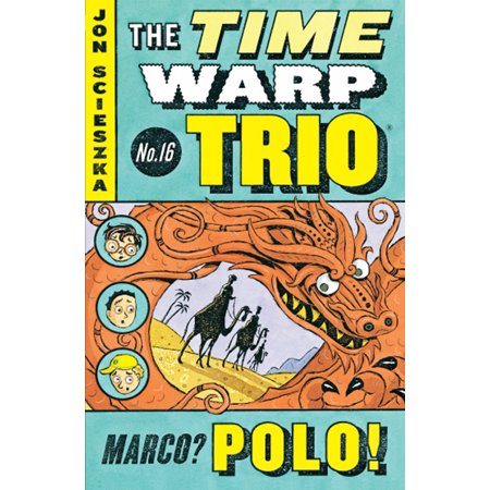 Marco? Polo! #16