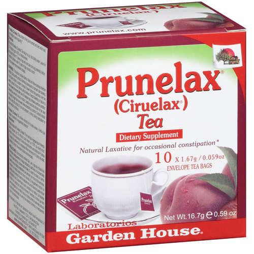 Prunelax: Dietary Ciruelax Tea Supplement, 0.59 oz