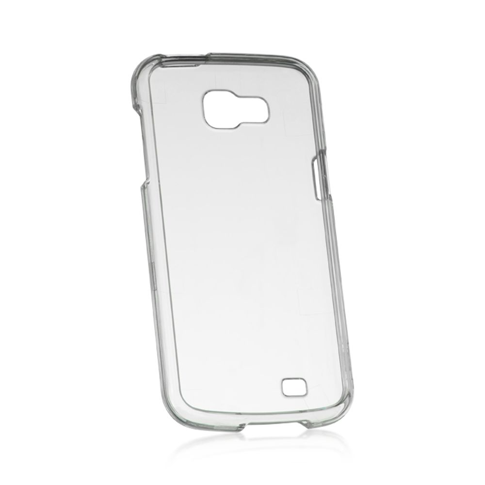Samsung Galaxy Premier case, by Insten Crystal Skin TPU Rubber Gel Case Cover For Samsung Galaxy Premier - Clear - image 1 of 1