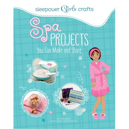 Spa Shared Equipment - Spa Projects You Can Make and Share - eBook