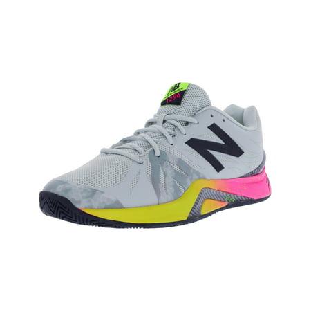 0a2fb8dca00a8 New Balance - New Balance Men's Mc1296 E2 Ankle-High Tennis Shoe - 10.5M -  Walmart.com
