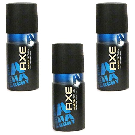 Axe Anarchy Deodorant Body Spray (150Ml) (Pack Of 3) - image 1 of 1