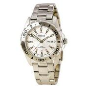 PXN193X Men's Sport Silver Dial Stainless Steel Bracelet Watch