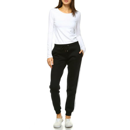 Women's Fleece Jogger Pants