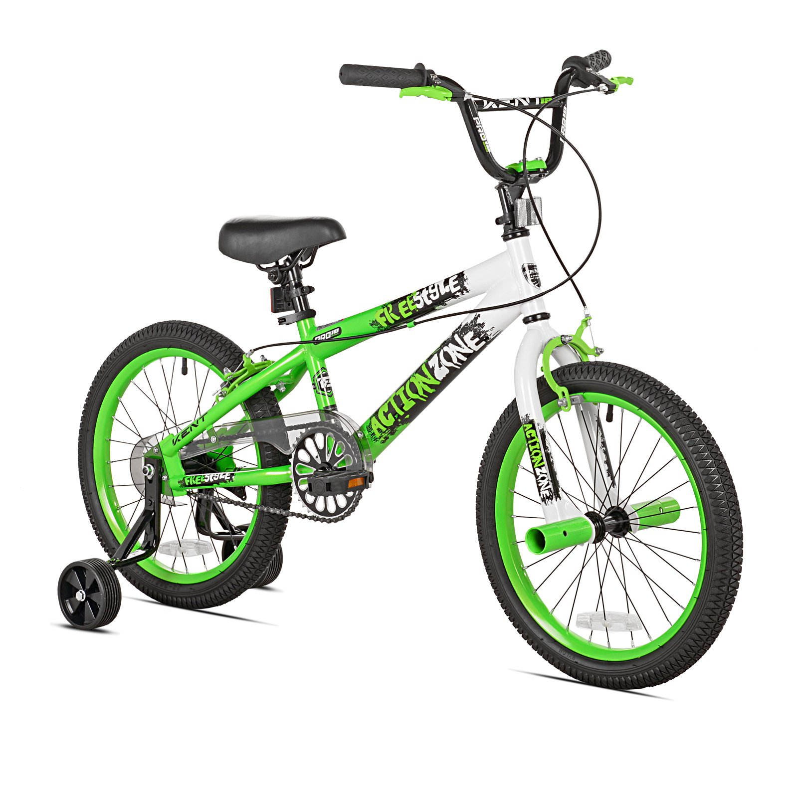 Kent 18 in. Action Zone Bike by KENT International Inc.