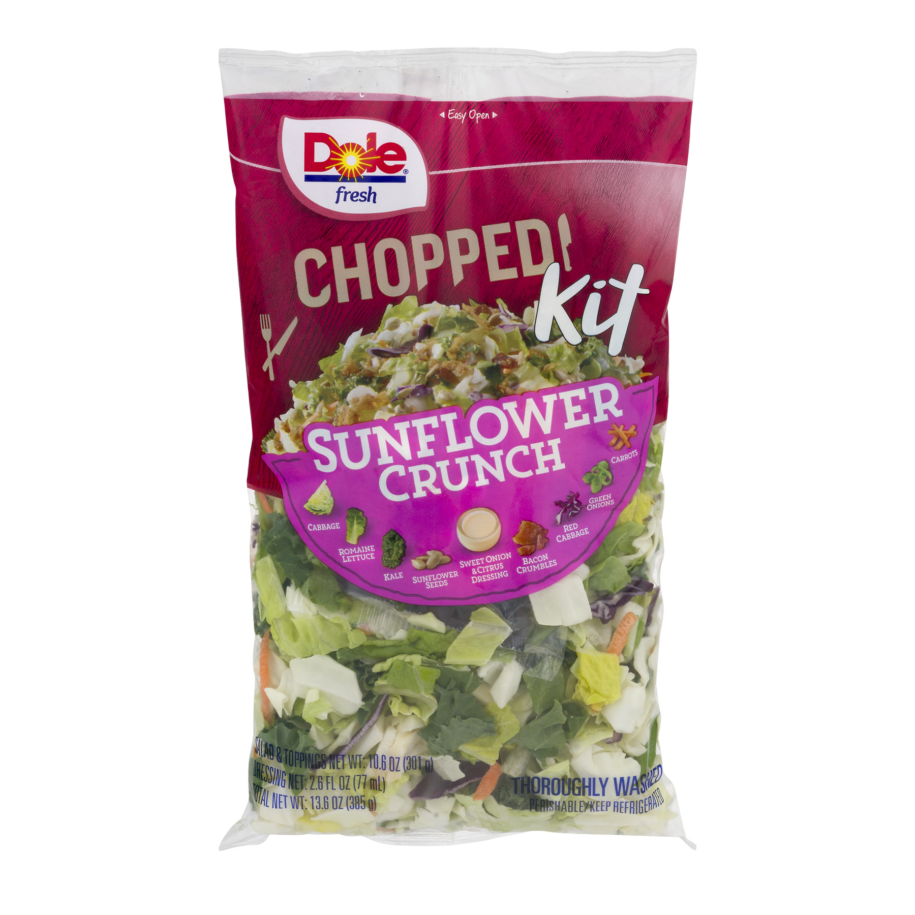 Dole Dole  Salad Kit, 1 ea