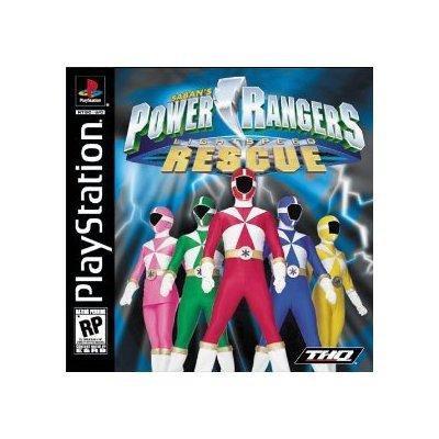 THQ Power Rangers: Lightspeed Rescue
