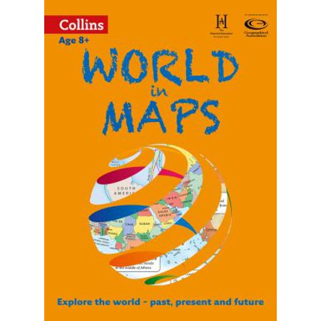 World In Maps  Collins Primary Atlases   Paperback