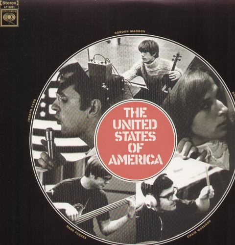 United States of America (Vinyl)