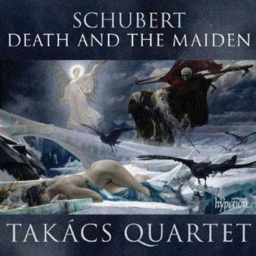 String Quartets Nos 13 & 14 - Death & The Maiden
