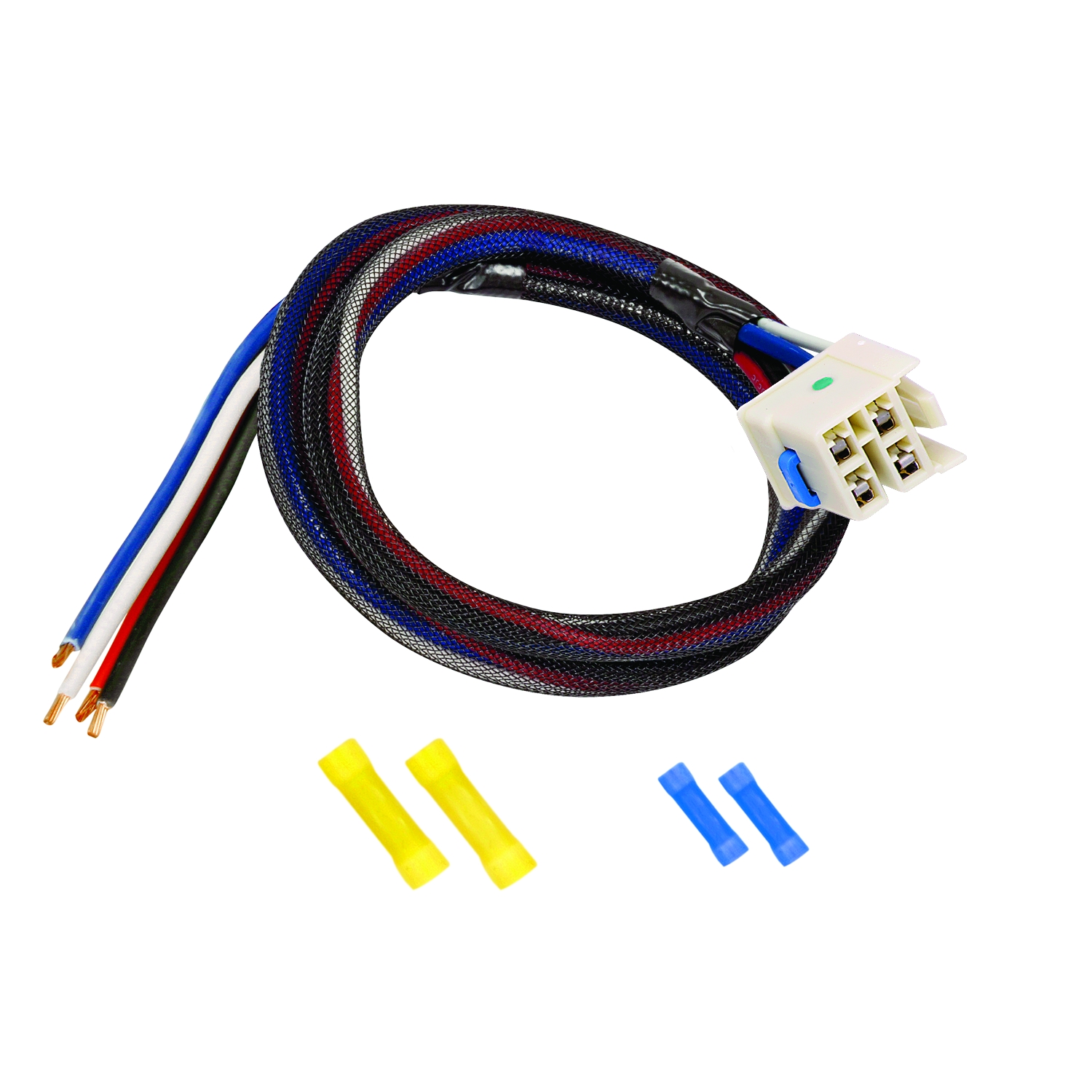 Tekonsha 3016 S Trailer Brake System Connector Harness Plug Control Wiring For Use With All Systems In Type 1