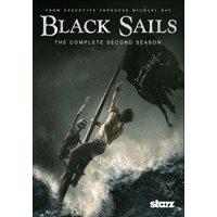 Black Sails: The Complete Second Season (DVD)