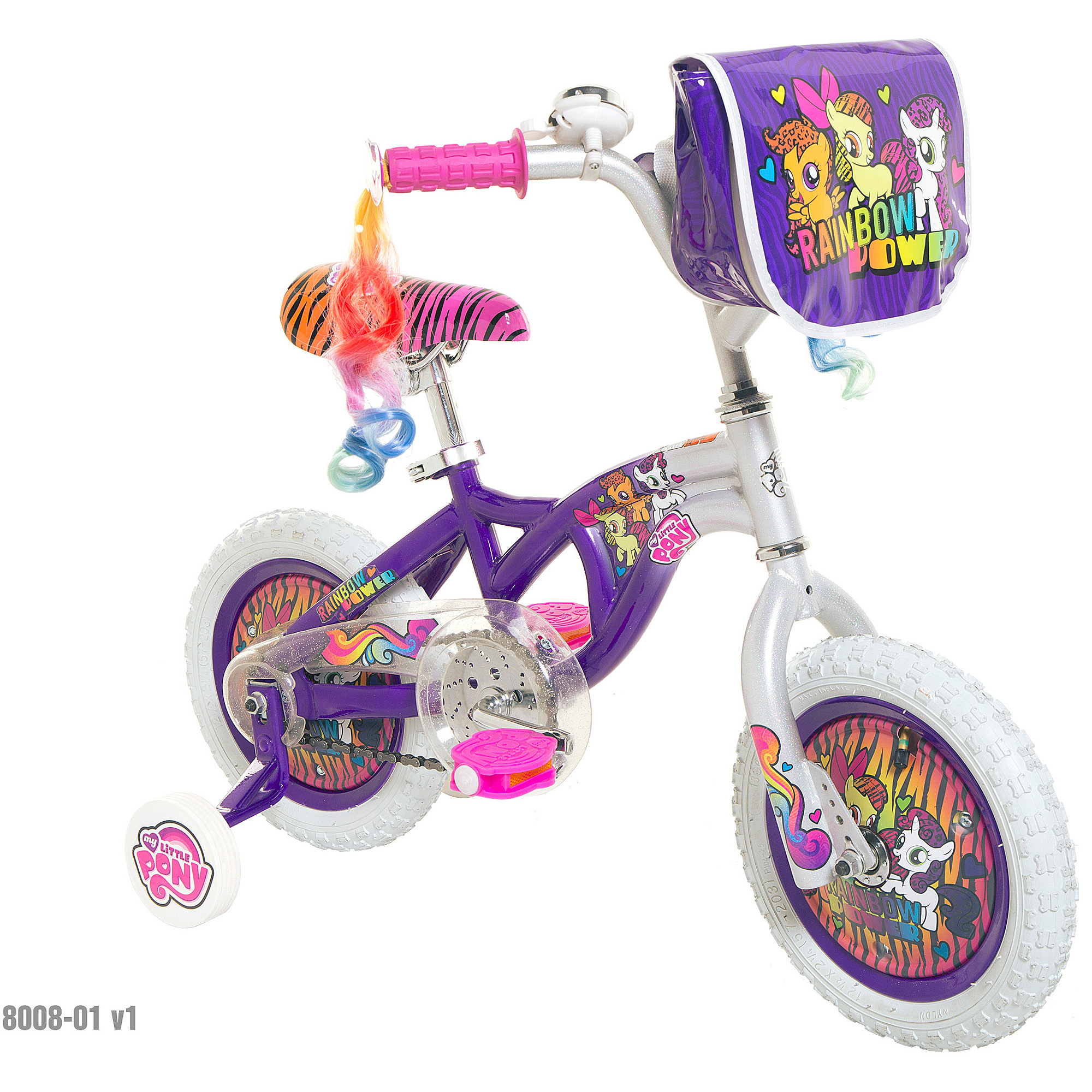 "12"" My Little Pony Girls' Bike"