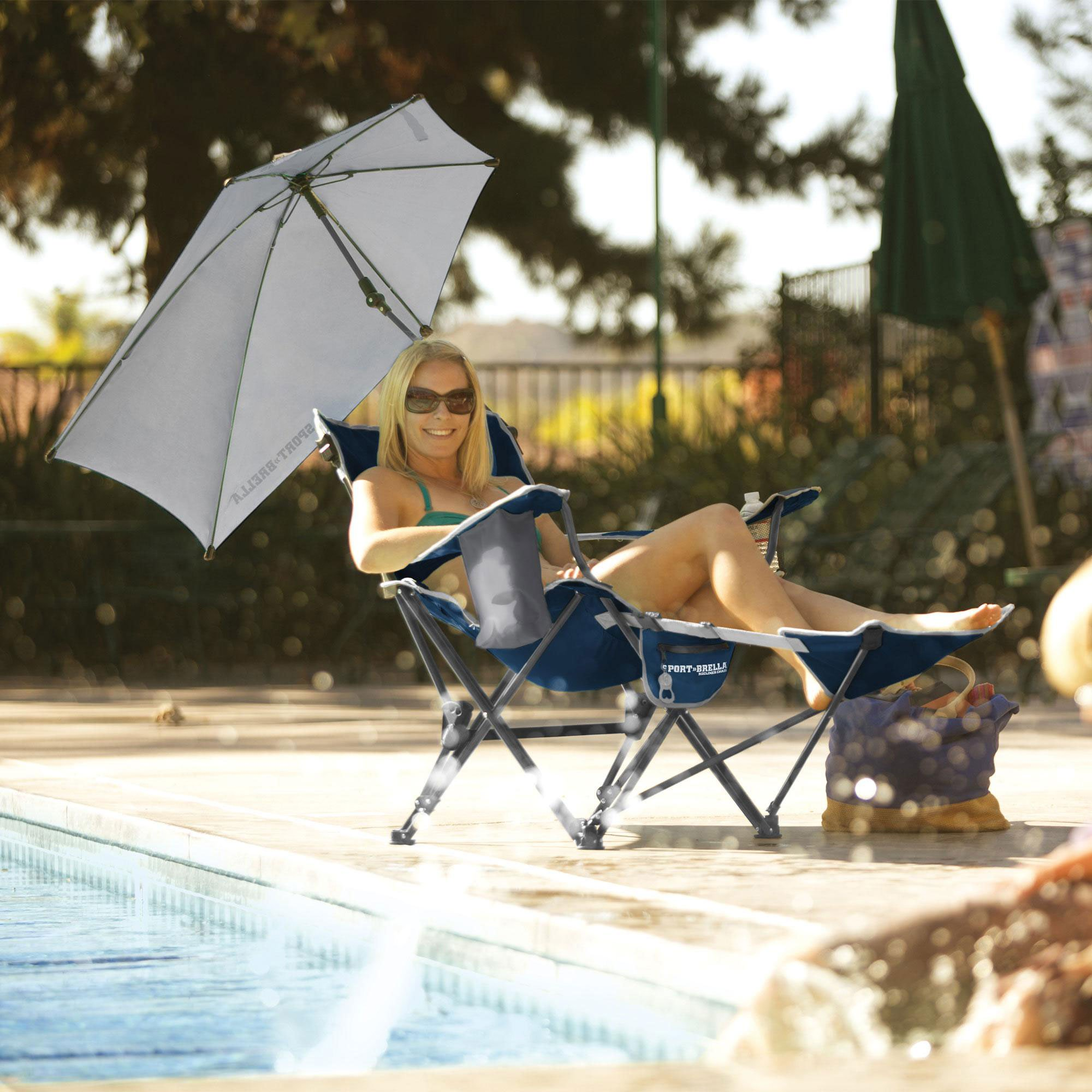 Fantastic Sport Brella 3 Position Recliner Chair With Full Coverage Gmtry Best Dining Table And Chair Ideas Images Gmtryco