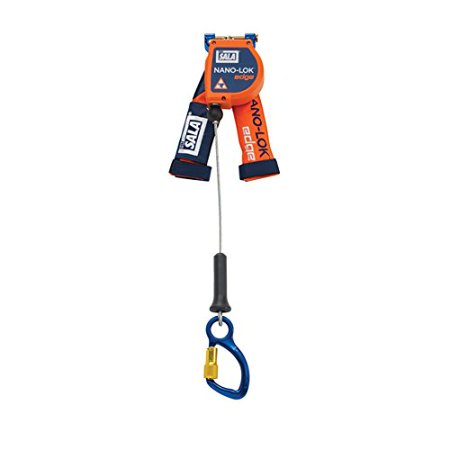 DBI-SALA 3500214Nano-Lok edge Quick Connect Self Retracting Lifeline - Cable