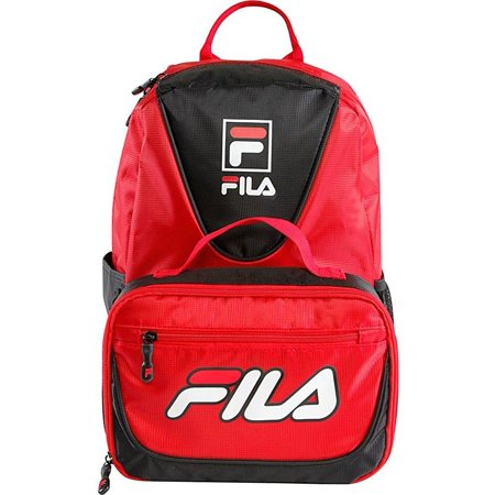 962ec9e049 Fila - kid s meridian lunch bag bundle for boys and girls backpack ...