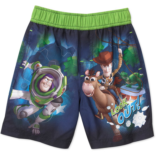 Disney - Baby Boys' Toy Story Swim Trunk