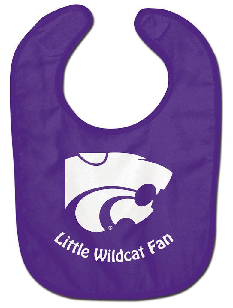 Kansas State Wildcats Baby Bib All Pro Little Fan by Wincraft, Inc.