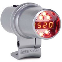 AUTO METER 5344 DIGITAL PRO-SHIFT SYSTEM SILVER TUBE, 1 STAGE