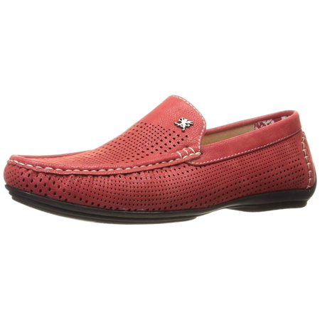 Stacy Adams Mens Pippin Square Toe Slip On Shoes ()