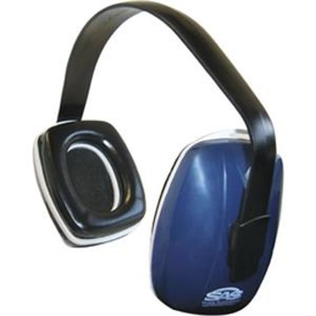 SAS Safety Earmuff Hearing Protection 6105