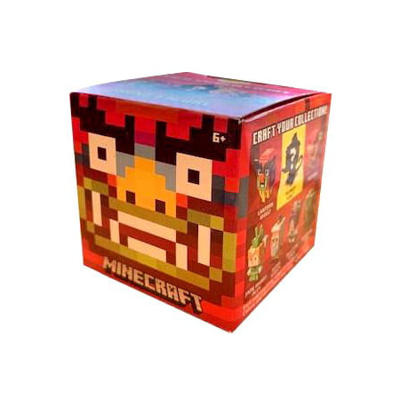 Minecraft Chinese Mythology Series 14 Mystery Pack (Halloween Minecraft Pack)