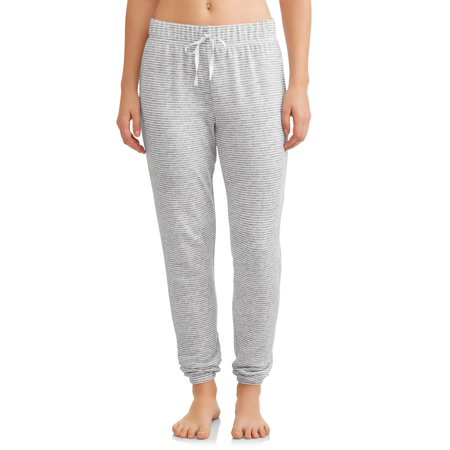 JV Apparel Women's and Women's Plus Sleep Jogger Pant ()