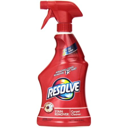 12 PACKS : Resolve Carpet Triple Oxi Advanced Carpet Stain Remover, 22