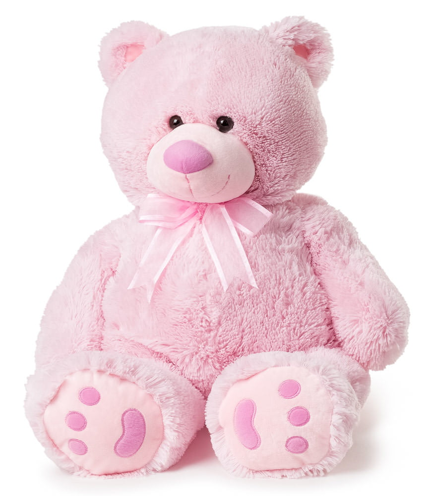 Joon Big Teddy Bear, Pink by Joon