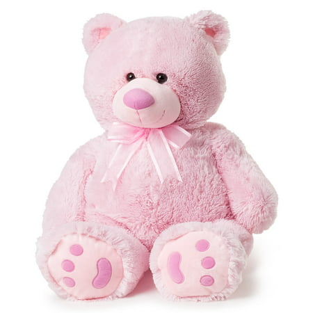 Joon Big Teddy Bear, Pink