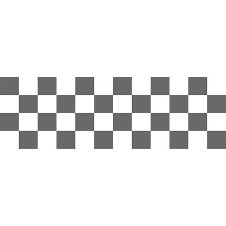 WallPops Rally Racers Stripes Decal