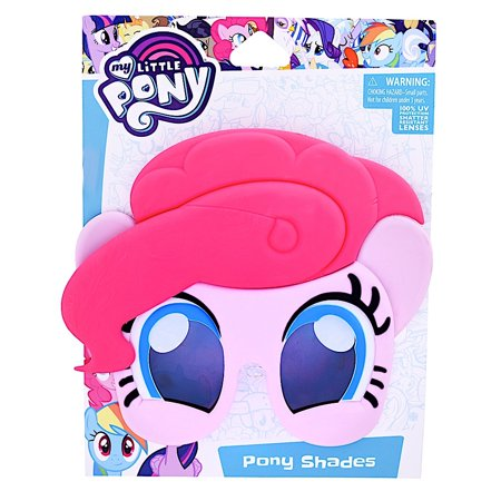 Party Costumes - Sun-Staches - My Little Pony MLP Pinky Pie Costume Mask sg2940 - image 1 of 1