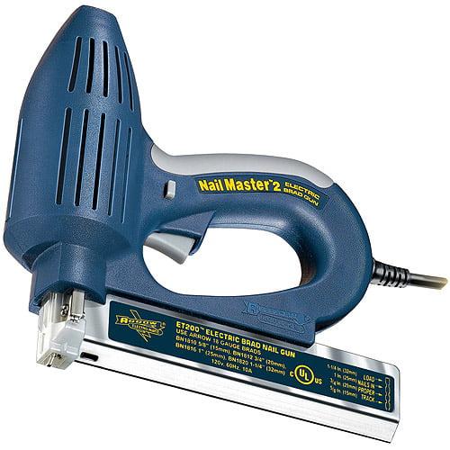 1-1 4In Brad Nailer Arrow Fastener Co Staple Guns ET200D 079055001027 by ARROW FASTENER CO