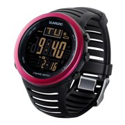 Best Fishing Watches - Sunroad Digital Fishing Watch Barometer Altimeter Thermometer Weather Review