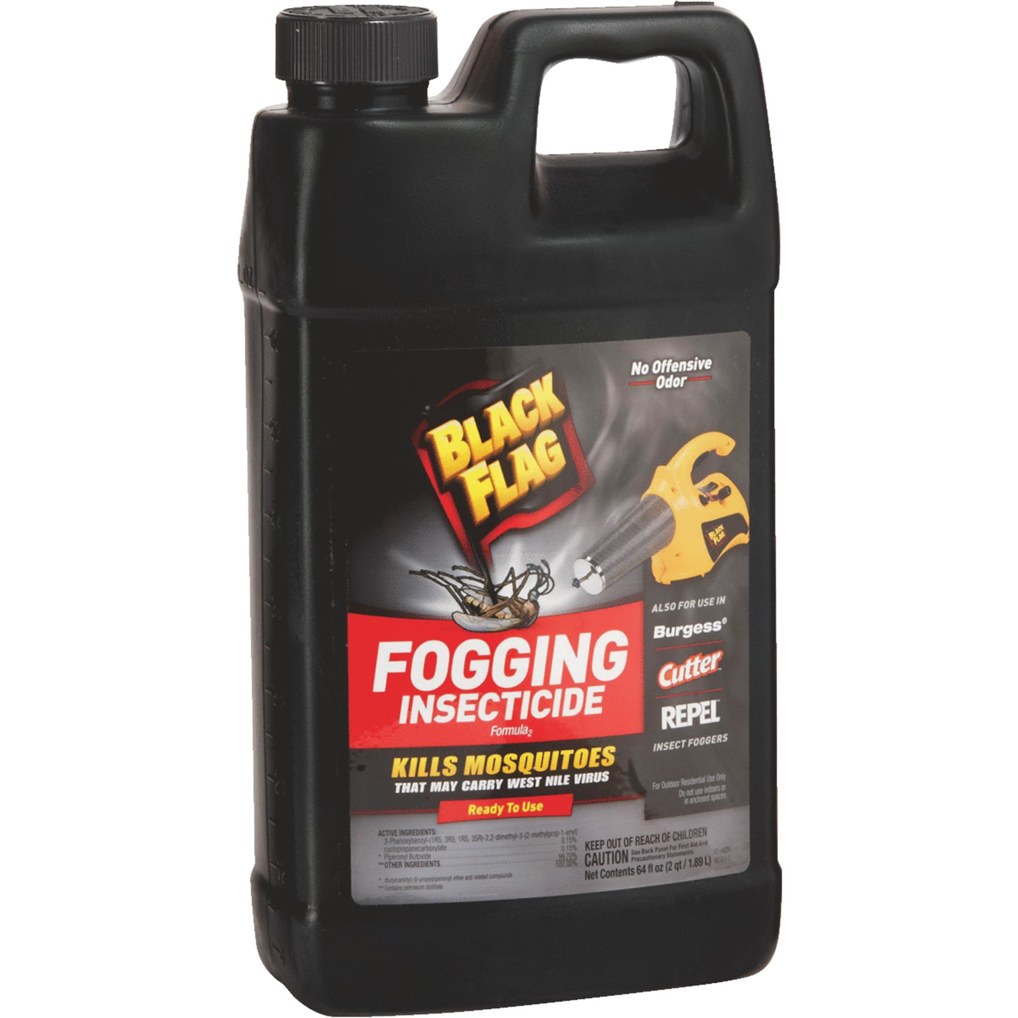 Black Flag Outdoor Fogger Insecticide